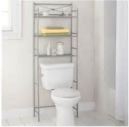 bathroom the toilet shelf space saver storage towel