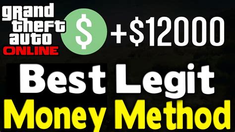 Best Way To Make Money Online Gta 5 - gta online best way to quot make money quot legit new easy money farm gta v youtube