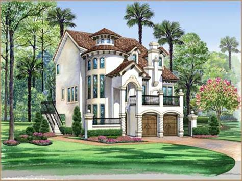 italian style home plans 3 story house with pool 3 story mediterranean house plans