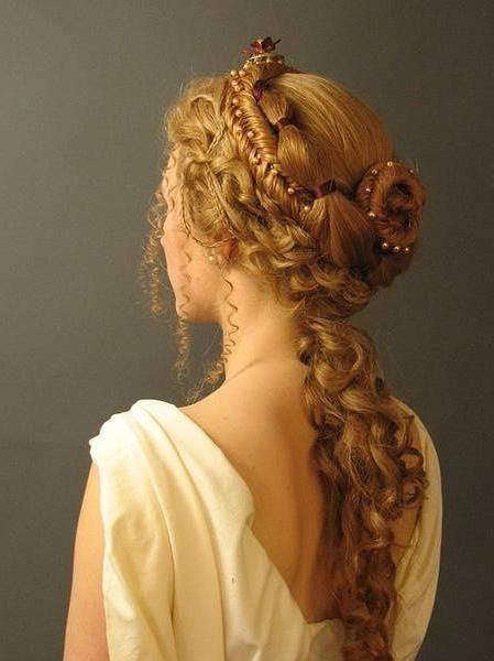 Steunk Hairstyles by Updo Hairstyles 2018 Popular
