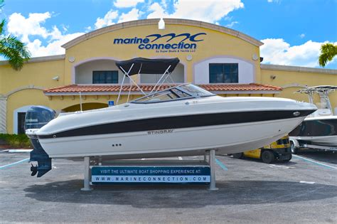stingray boats outboard new 2013 stingray 234 lr outboard bowrider boat for sale