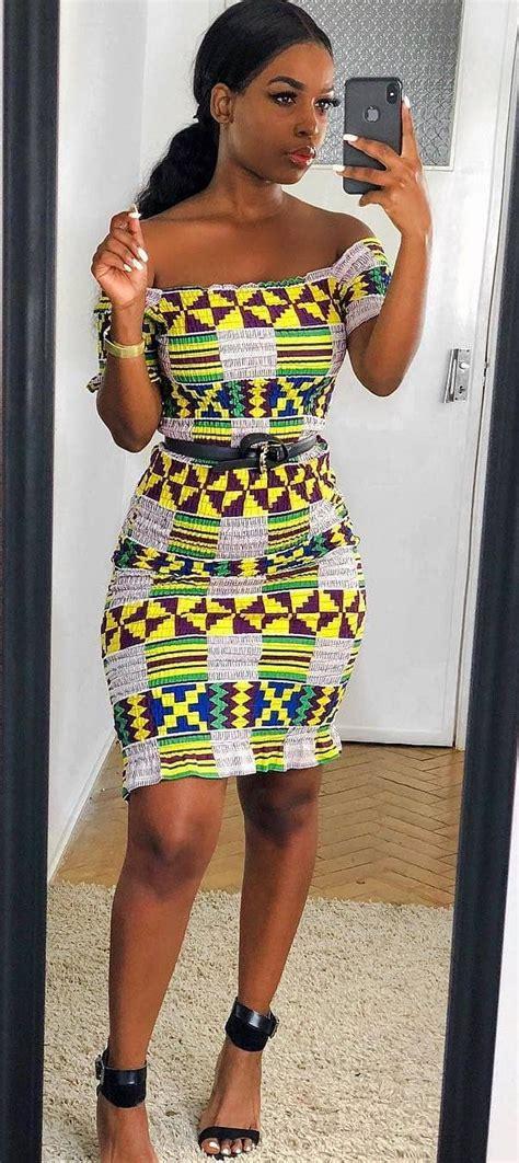 african prints  designs images  pinterest