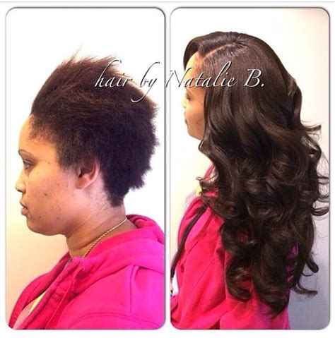 sew in weave hairstyles natural long short black hair short hair to long hair don t care flawless sew in