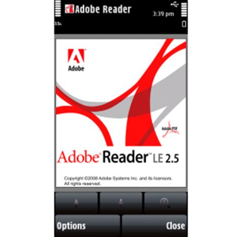 adobe reader for nokia x6 full version free download adobe reader le 2 5 cracked full version for symbian s60