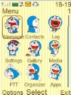 doraemon themes for nokia c2 free nokia asha 202 205 doraemon app download in themes