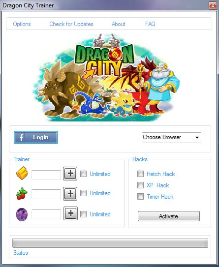 tutorial hack dragon city with cheat engine dragon city cheat hack tool gold gems food generator