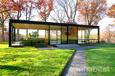 philip johnson glass house 171 inhabitat green design