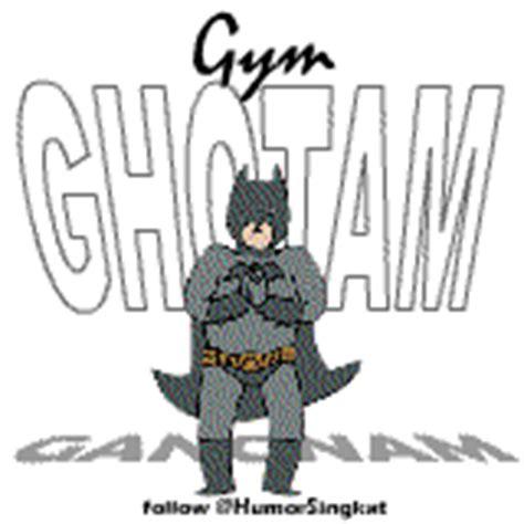 format gif di bbm ghotam gif gangnam style cartoon display picture dp bbm