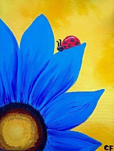 acrylic painting easy best 25 easy acrylic paintings ideas on