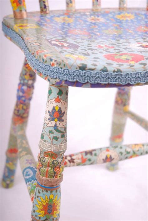 How To Decoupage Fabric On Wood - 17 best images about decoupage funiture on