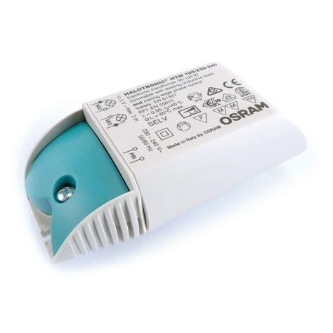 Trafo Halogen Osram 22012volt osram mouse trafo elektronisch 12v 105va 19 00