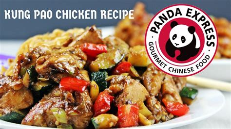 panda express kung pao chicken recipe in da kitchen