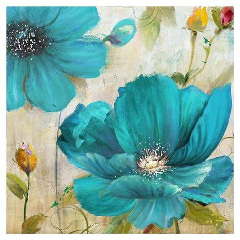 imagenes de flores turquesas 17 best images about flores cuadros y dibujos on
