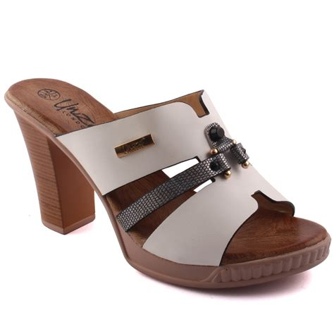 shoe carnival womens sandals unze new sbicca cone heeled carnival summer