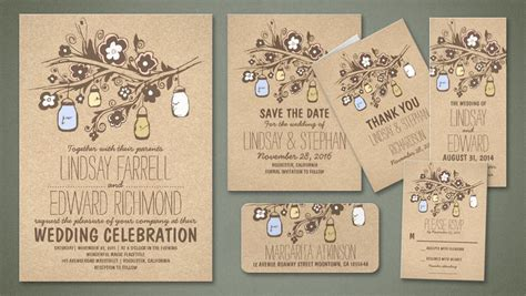 country chic wedding invitation templates best album of rustic chic wedding invitations theruntime