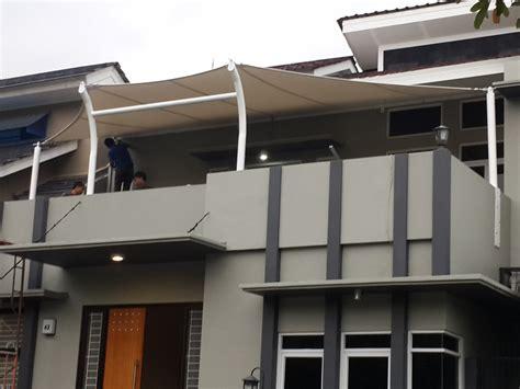 membrane canopy sentul city design manta tenda membrane