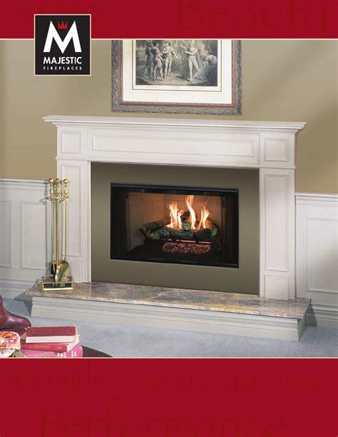 majestic appliances indoor fireplace majestic oak series