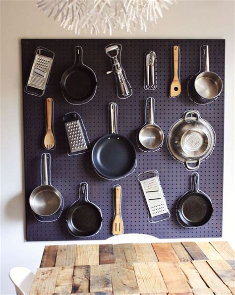 Thing To Hang Pots And Pans On Eco Home Ideas 8 Hacks To Instantly Upsize Your Kitchen