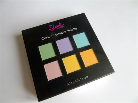 City Color Corrector Wheel Palette sleek colour corrector palette review she s looking at