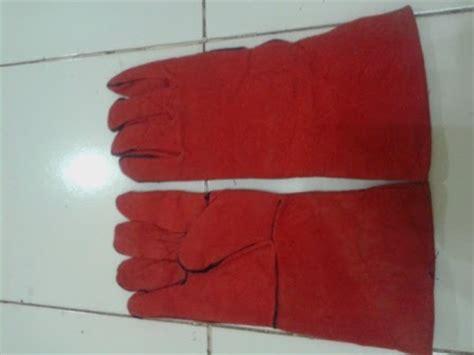 Sun Las Susun Flap Disc sarung tangan las cipta teknik