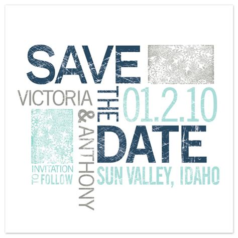 design free save the date cards save the date cards organic typography save the date at