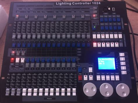 dmx light board controller superdeals 1024 dmx lighting consoles professional stage