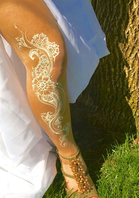 henna tattoo nearby 25 best ideas about white henna on henna