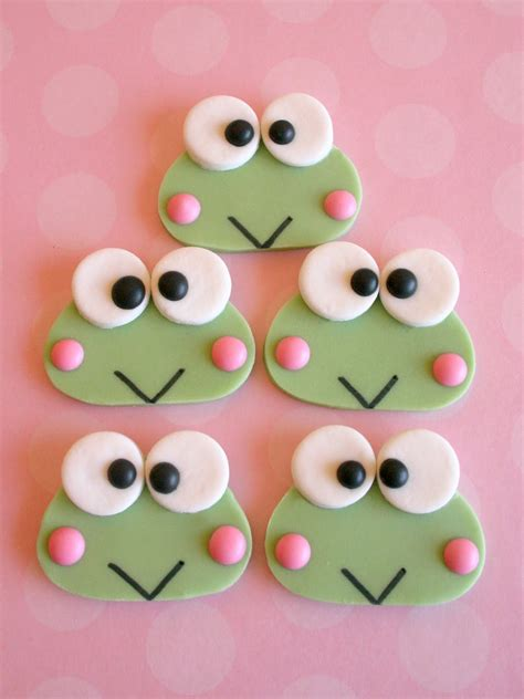 Cookies Keroppi sweet lavender bake shoppe new keroppi edible decorations