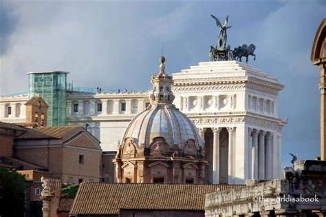 Wedding Cake Building Rome by Rome S Wedding Cake Il Vittoriano The World Is A Book
