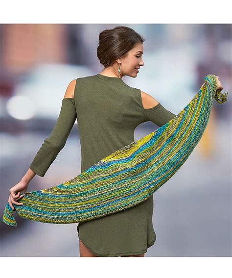 crescent shawl knitting pattern simple crescent shawl free knitting pattern knitting bee