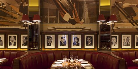 The Grill Room by The Colony Grill Room Mayfair Restaurant The Beaumont