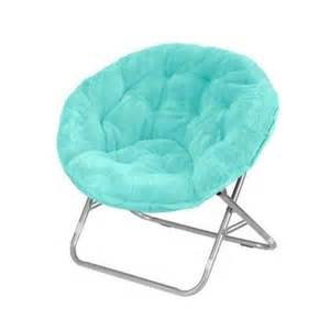 bedroom folding chair aqua saucer chair folding moon bedroom round dorm