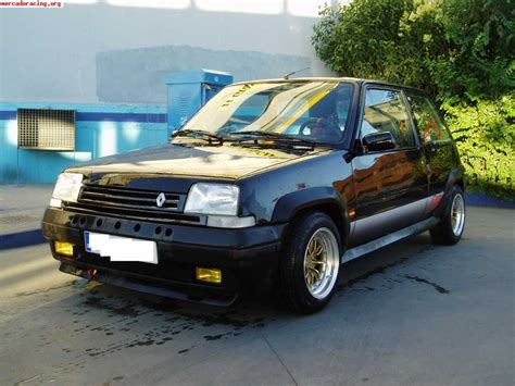 renault super 5 renault super 5 gt turbo tuning