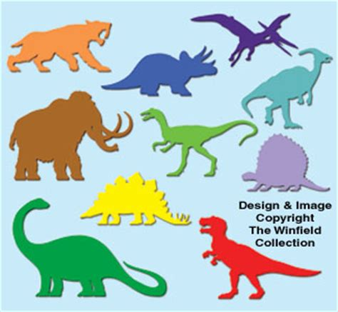 Dino Cut other child designs bedroom wall dinosaur pattern set