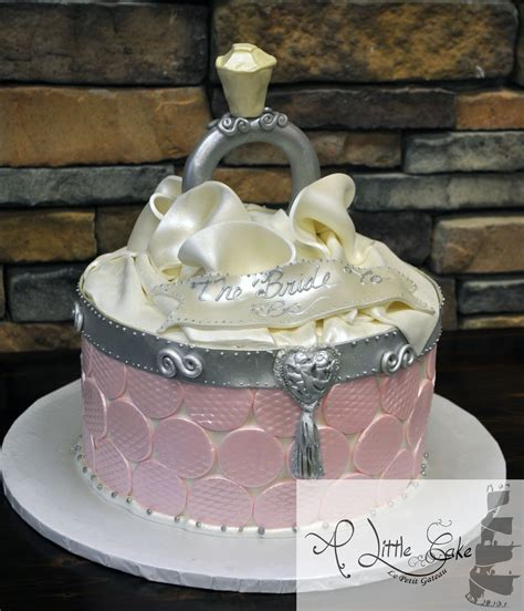 Bridal Shower Cakes by Bakery Park Ridge Nj