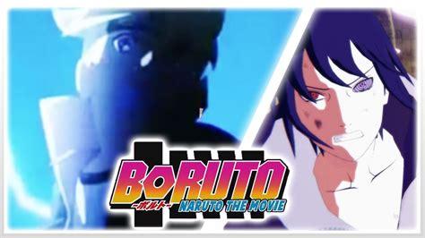 boruto lightning boruto movie trailer bolt uses chidori sasuke or