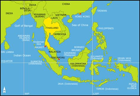 map of east and south asia south east asia map