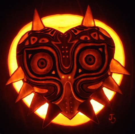 o lantern mask template majora s mask pumpkin pumpkin carving your meme