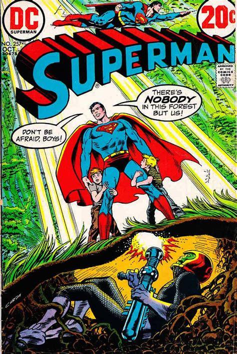 Setelan Superman Gw 252 superman 1972