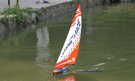 legend boats weight new radio remote control rc sail boat yacht sailboat ebay