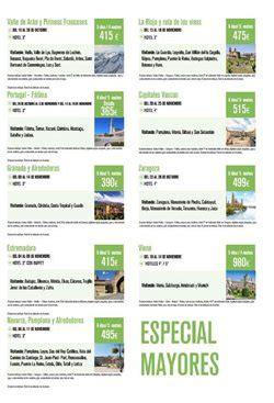 ofertas de viajes en el corte ingles viajes el corte ingl 233 s ofertas y cat 225 logos tiendeo