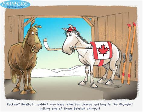 Barn Mice Horse Cartoon Week 2 Happy Horse By Ian Culley