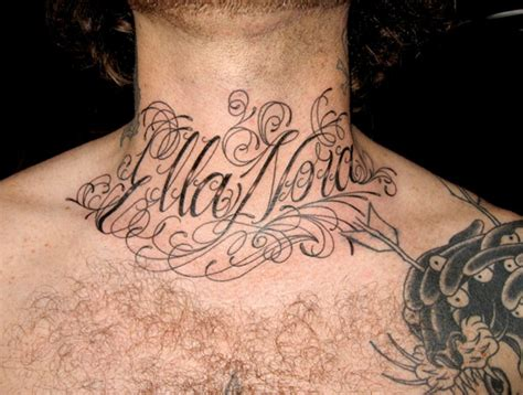 throat tattoos 55 awesome words neck tattoos