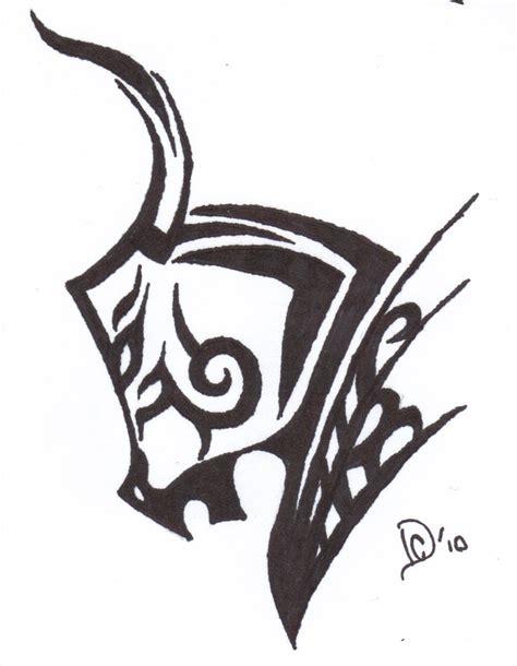 Bull Design 3 By Iellwen Huzzah3 On Deviantart Bull Designs