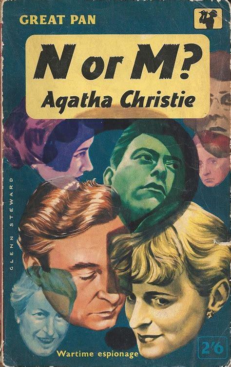 Novel N Or M N Atau M Agatha Christie n or m by agatha christie in search of the classic