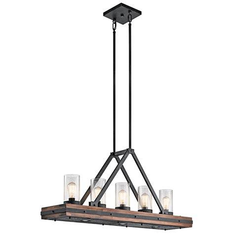 Chandelier Single Kichler Lighting 43491aub Shipped Direct