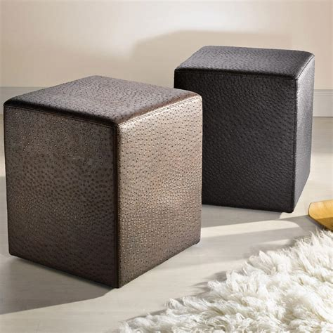 Cube Stools by 301 Moved Permanently