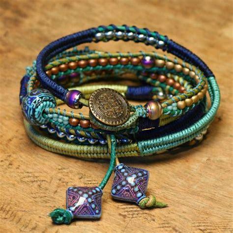 beaded wrap bracelet diy the world s catalog of ideas