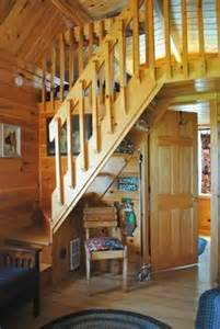 cabin stairs bedroom loft more tiny staircase idea house steps and ladder ideas for houses sacred habitats