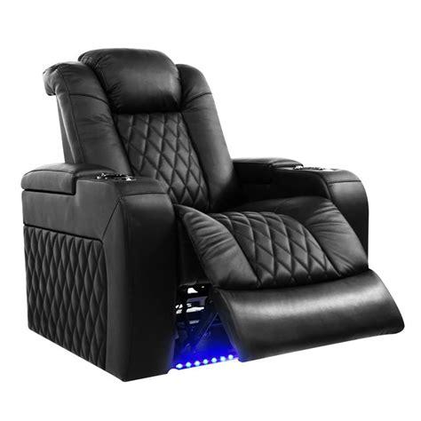 valencia tuscany motorized seating top grain nappa